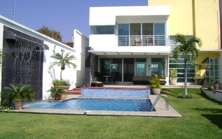 Foto de casa en venta en  , burgos bugambilias, temixco, morelos, 372612 No. 01