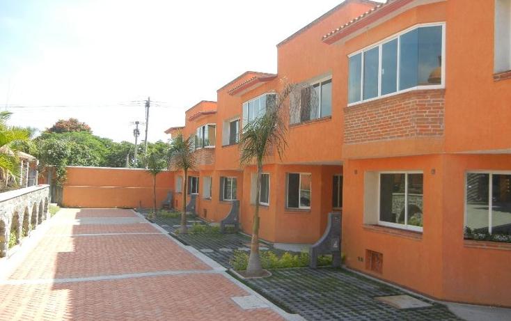 Foto de casa en venta en  , burgos bugambilias, temixco, morelos, 397870 No. 01