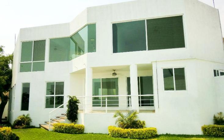 Foto de casa en venta en  , burgos bugambilias, temixco, morelos, 398188 No. 01