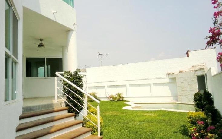 Foto de casa en venta en  , burgos bugambilias, temixco, morelos, 398188 No. 02