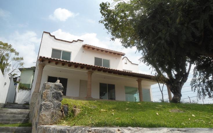 Foto de casa en venta en  , burgos, temixco, morelos, 1099043 No. 01