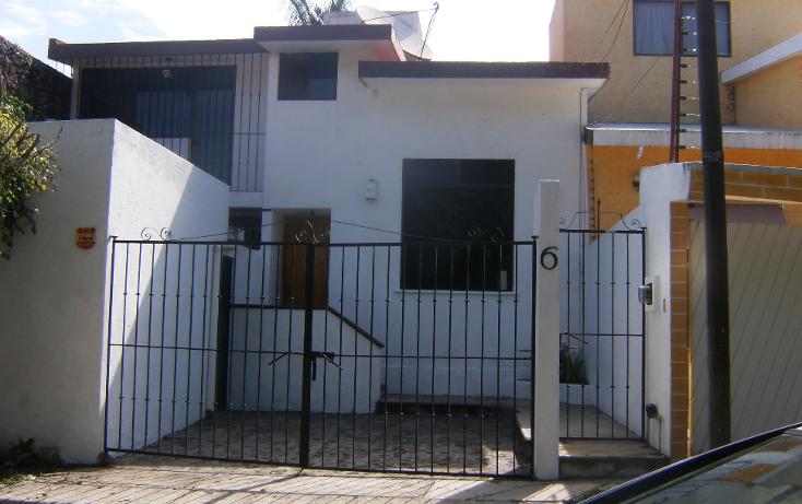 Foto de casa en renta en  , burgos, temixco, morelos, 1114331 No. 01
