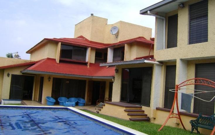 Foto de casa en venta en  , burgos, temixco, morelos, 1193929 No. 01