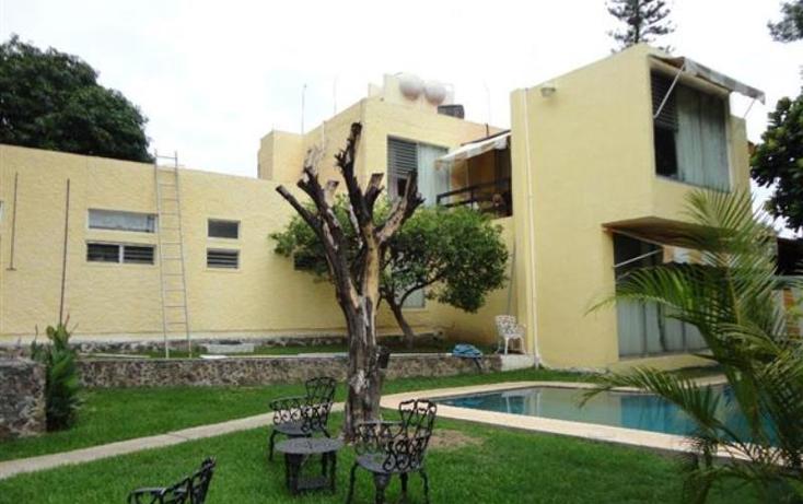 Foto de casa en venta en  -, burgos, temixco, morelos, 1216275 No. 01