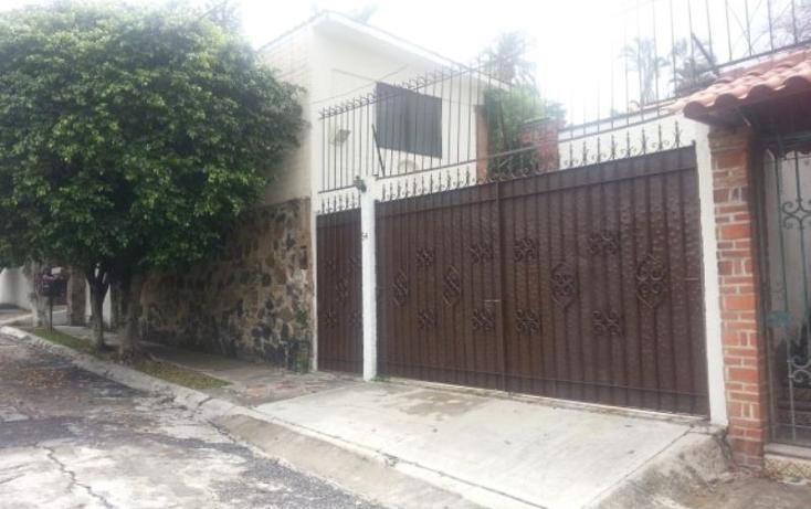 Foto de casa en venta en  , burgos, temixco, morelos, 1414265 No. 01
