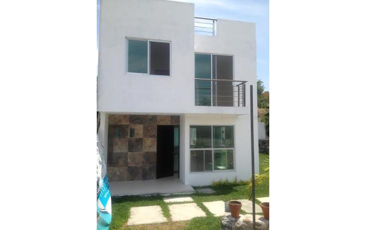 Foto de casa en venta en  , burgos, temixco, morelos, 1477511 No. 01