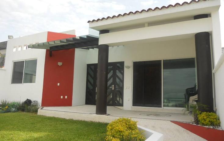 Foto de casa en venta en  , burgos, temixco, morelos, 1664346 No. 01