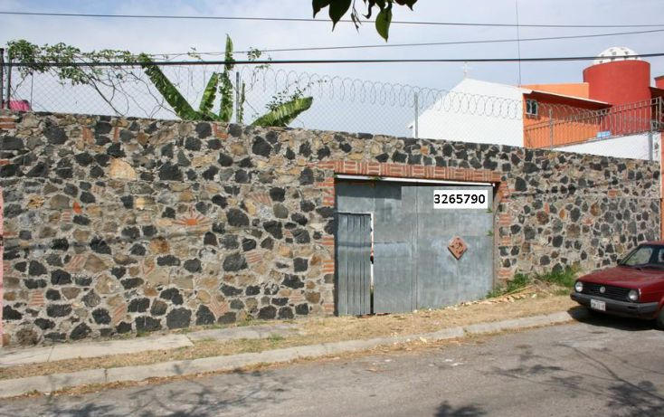 Foto de terreno habitacional en venta en, burgos, temixco, morelos, 1692256 no 01