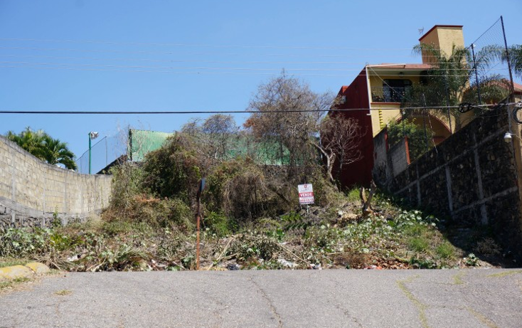 Foto de terreno habitacional en venta en  , burgos, temixco, morelos, 1722666 No. 01