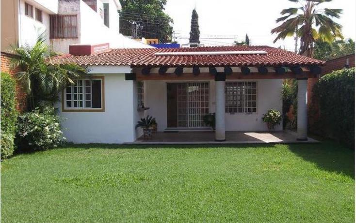 Foto de casa en venta en  , burgos, temixco, morelos, 579210 No. 01