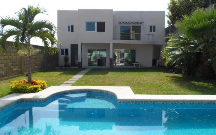 Foto de casa en venta en  , burgos, temixco, morelos, 821277 No. 01