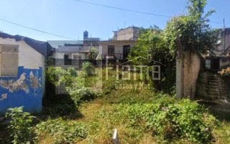 Foto de terreno habitacional en venta en  , bur?crata federal, tepic, nayarit, 1284851 No. 04
