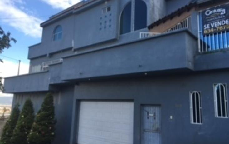 Foto de casa en venta en  , burócrata hipódromo, tijuana, baja california, 1861176 No. 01