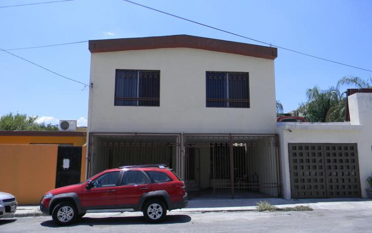 Foto de casa en venta en, burócratas del estado, monterrey, nuevo león, 1202843 no 01