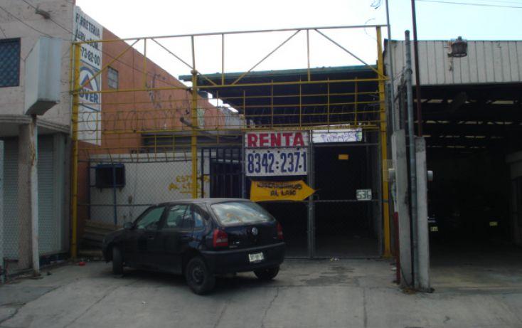 Foto de terreno comercial en renta en, burócratas del estado, monterrey, nuevo león, 1292213 no 01