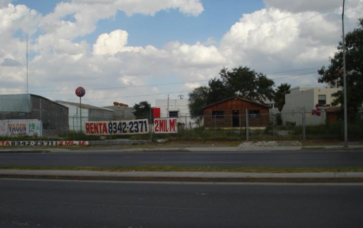 Foto de terreno comercial en renta en  , burócratas del estado, monterrey, nuevo león, 1292221 No. 01