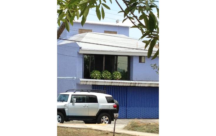 Foto de casa en venta en  , burócratas del estado, monterrey, nuevo león, 1470215 No. 01