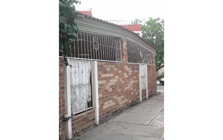 Foto de casa en venta en  , burócratas federales, monterrey, nuevo león, 944365 No. 01