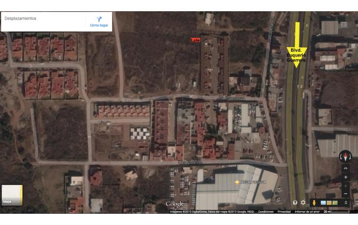 Foto de terreno habitacional en venta en  , burocrático, guanajuato, guanajuato, 1169261 No. 01