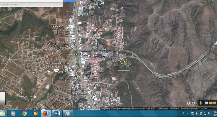 Foto de terreno habitacional en venta en  , burocrático, guanajuato, guanajuato, 1525173 No. 03
