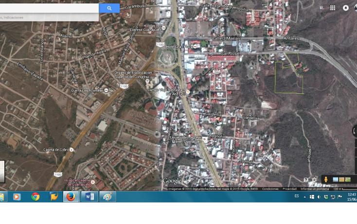 Foto de terreno habitacional en venta en  , burocrático, guanajuato, guanajuato, 1525173 No. 04
