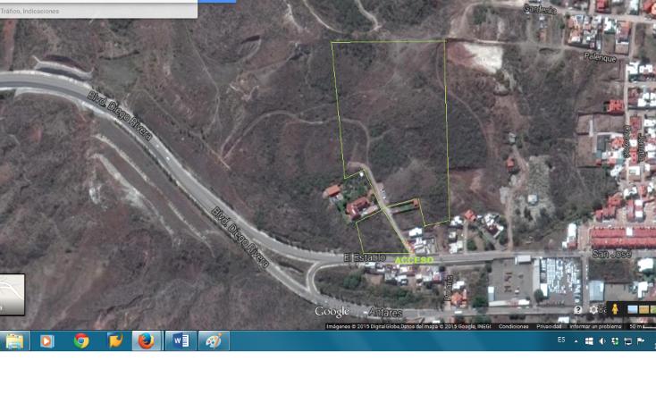 Foto de terreno habitacional en venta en  , burocrático, guanajuato, guanajuato, 1525173 No. 05