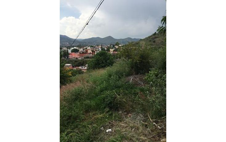 Foto de terreno habitacional en venta en  , burocrático, guanajuato, guanajuato, 1525173 No. 06