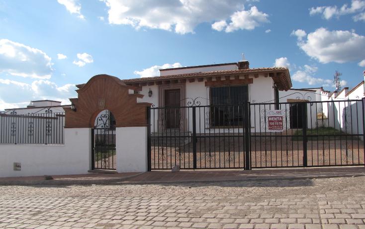 Foto de casa en renta en  , burocr?tico, guanajuato, guanajuato, 2043178 No. 01