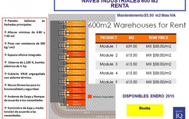 Foto de nave industrial en renta en buss park celaya  sur 2 38010 celaya gto, ciudad industrial, celaya, guanajuato, 754141 no 03