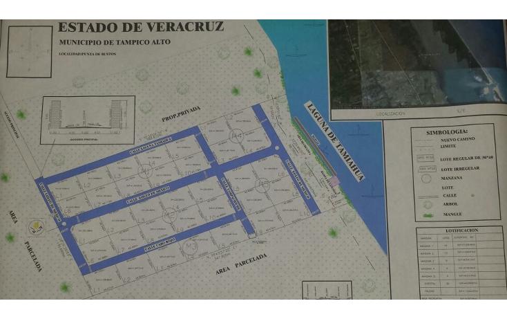 Foto de terreno habitacional en venta en  , bustos 1, tampico alto, veracruz de ignacio de la llave, 1553170 No. 09