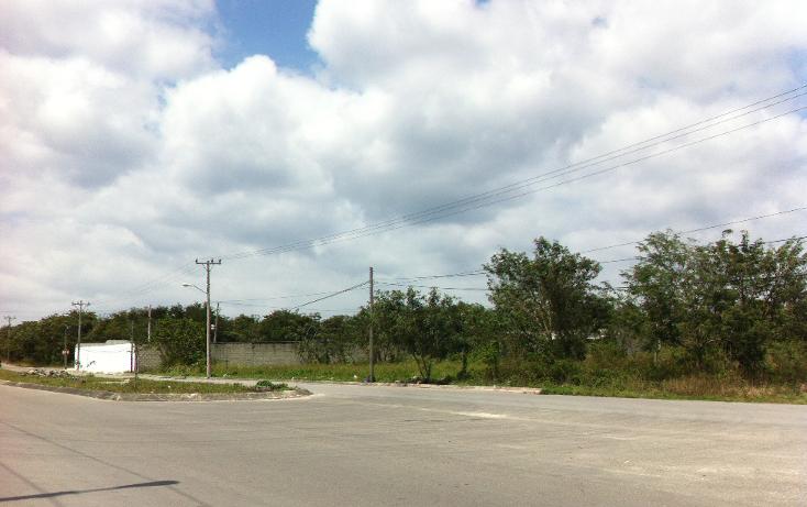 Foto de terreno industrial en venta en  , c t m, cozumel, quintana roo, 1052021 No. 01