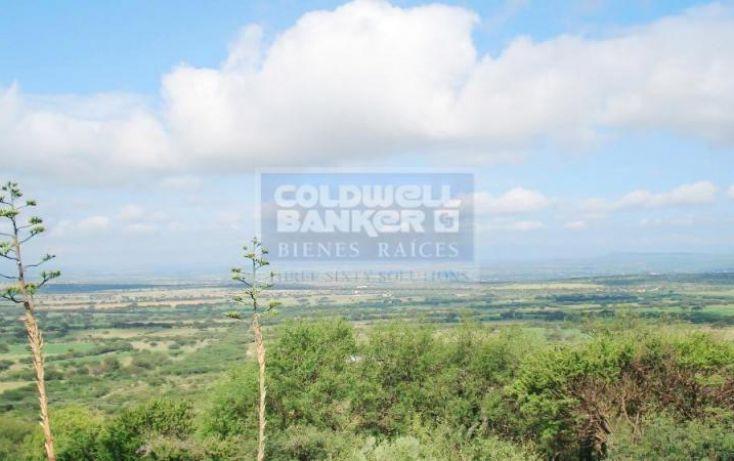 Foto de terreno habitacional en venta en caada de arias, la cantera, san miguel de allende, guanajuato, 533266 no 01