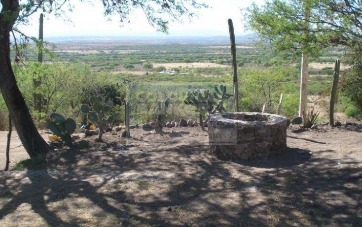 Foto de terreno habitacional en venta en caada de arias, la cantera, san miguel de allende, guanajuato, 533266 no 04