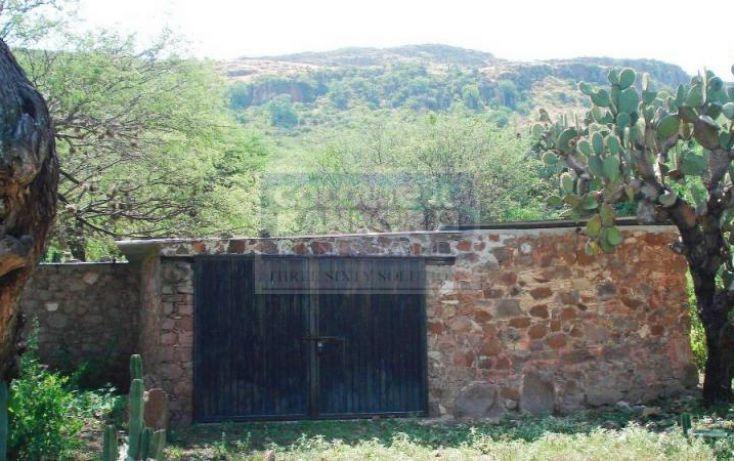 Foto de terreno habitacional en venta en caada de arias, la cantera, san miguel de allende, guanajuato, 533266 no 05