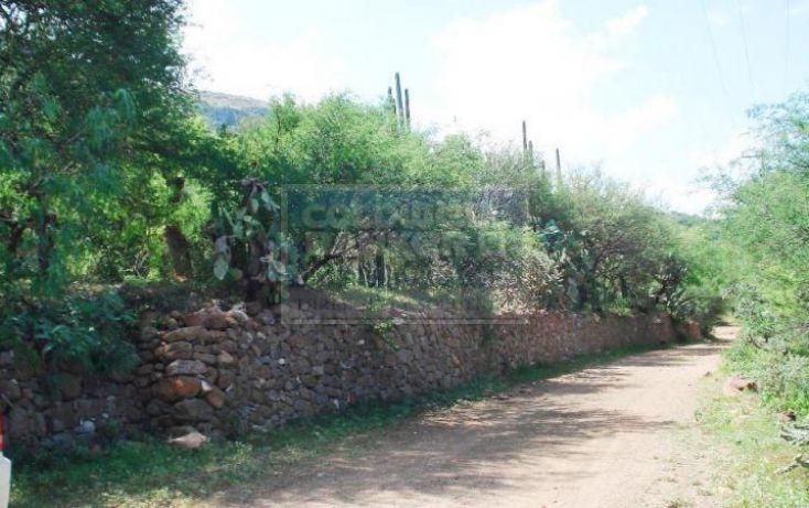 Foto de terreno habitacional en venta en caada de arias, la cantera, san miguel de allende, guanajuato, 533266 no 06