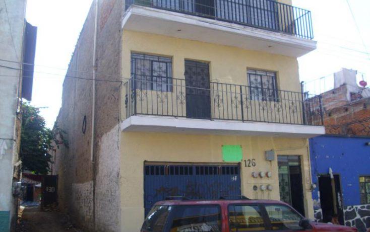Foto de edificio en venta en cabañas 126, tlaquepaque centro, san pedro tlaquepaque, jalisco, 1901124 no 01