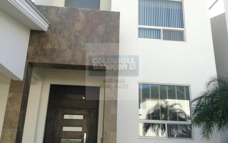 Foto de casa en venta en cabaret , el vergel, monterrey, nuevo león, 764119 No. 01