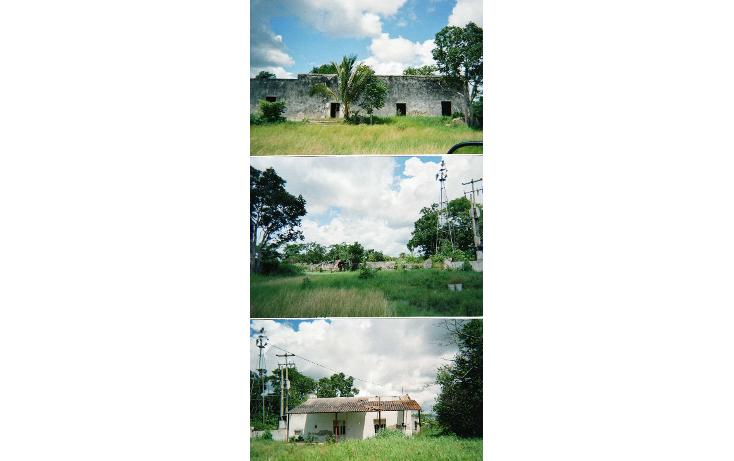 Foto de rancho en venta en  , cabichen, tizim?n, yucat?n, 1127279 No. 01