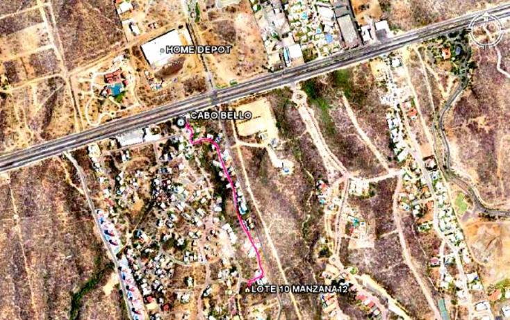 Foto de terreno habitacional en venta en  , cabo bello, los cabos, baja california sur, 2691720 No. 09