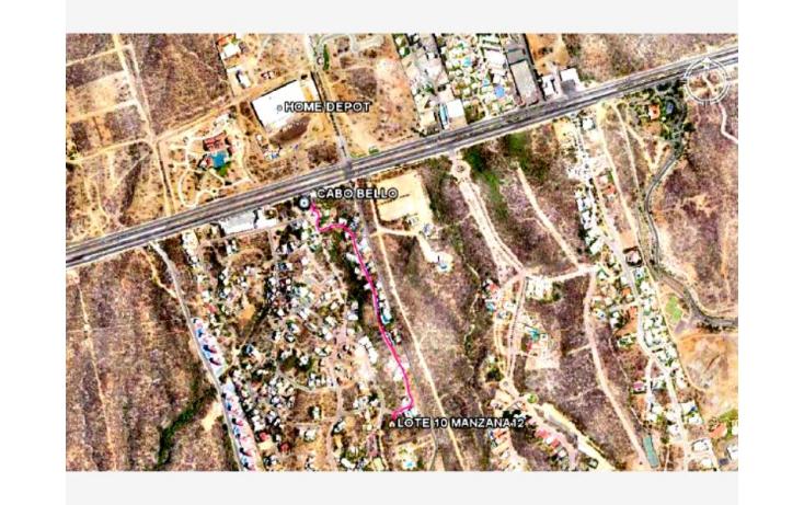 Foto de terreno habitacional en venta en, cabo bello, los cabos, baja california sur, 385188 no 01