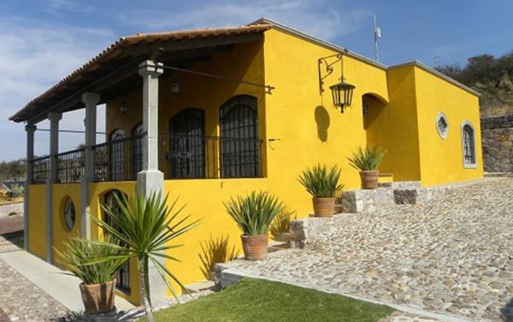 Foto de casa en venta en  1, loma de cabras, san miguel de allende, guanajuato, 1527104 No. 09