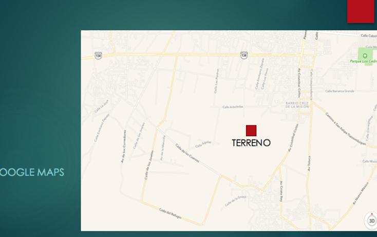 Foto de terreno comercial en venta en  , cacalomacán centro, toluca, méxico, 2631196 No. 03