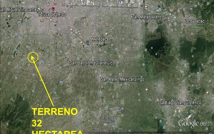 Foto de terreno comercial en venta en  , cacalomacán centro, toluca, méxico, 2631196 No. 10
