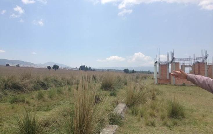 Foto de terreno comercial en venta en  , cacalomacán centro, toluca, méxico, 2631196 No. 17