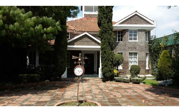 Foto de casa en venta en  , cacalomacán centro, toluca, méxico, 577536 No. 01