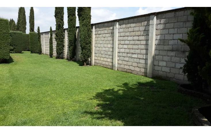 Foto de casa en venta en  , cacalomacán centro, toluca, méxico, 577536 No. 19