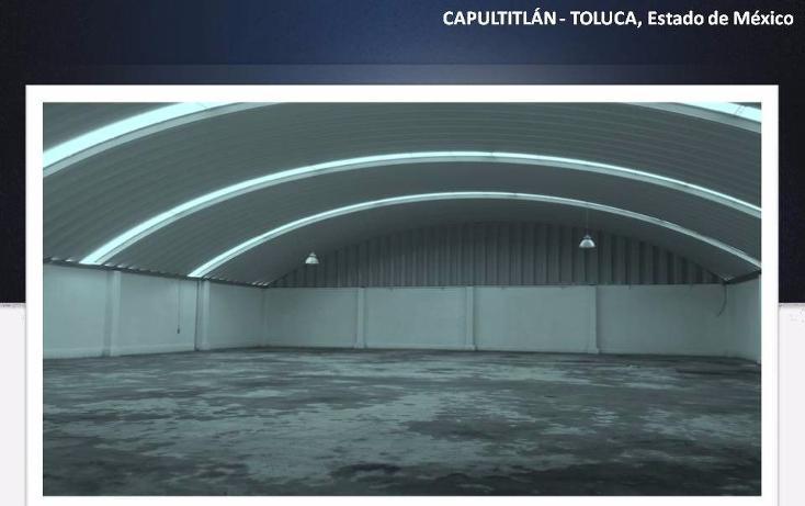 Foto de nave industrial en renta en  , cacalomacán, toluca, méxico, 1046179 No. 01