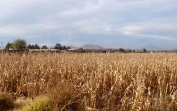 Foto de terreno habitacional en venta en  , cacalomacán, toluca, méxico, 1054981 No. 01