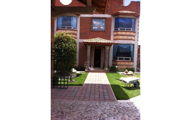 Foto de casa en venta en  , cacalomacán, toluca, méxico, 1081761 No. 13