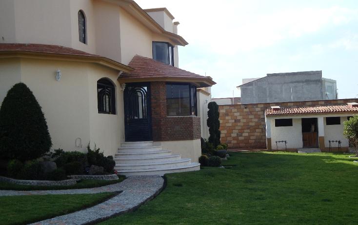 Foto de casa en venta en  , cacalomac?n, toluca, m?xico, 1084071 No. 32